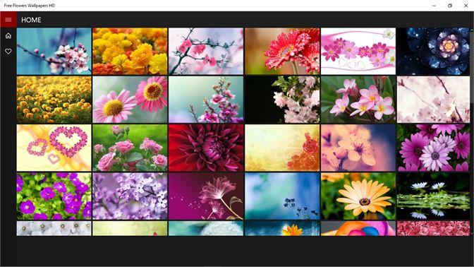 الحصول على Free Flowers Wallpapers Hd Microsoft Store في Ar Ps