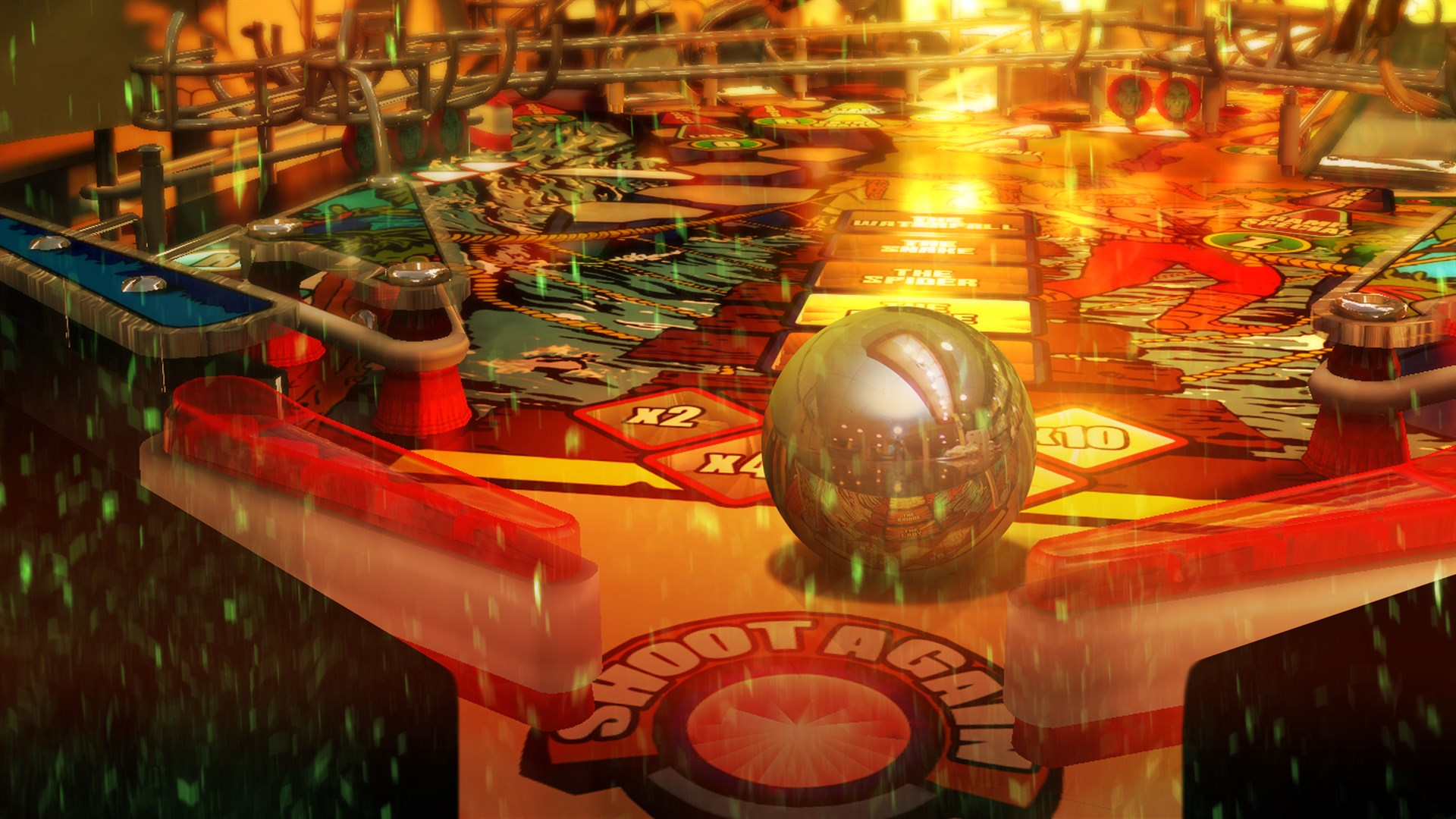 Zaccaria Pinball - Remake Tables Pack 3