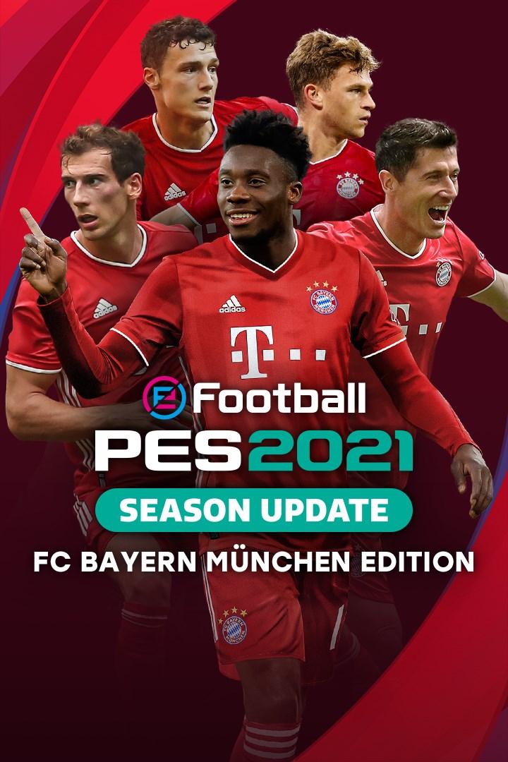 Acquista eFootball PES 2021 SEASON UPDATE FC BAYERN MÜNCHEN ...