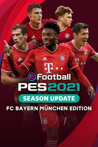 eFootball PES 2021 SEASON UPDATE FC BAYERN MÜNCHEN EDITION