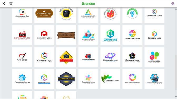 Get Brandee Logo Maker Logo Creator Logo Generator Microsoft