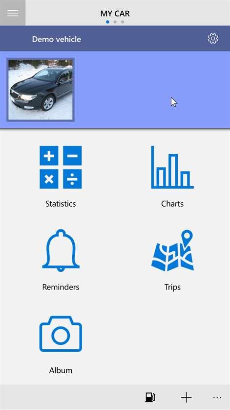 automotive charts get my car microsoft store