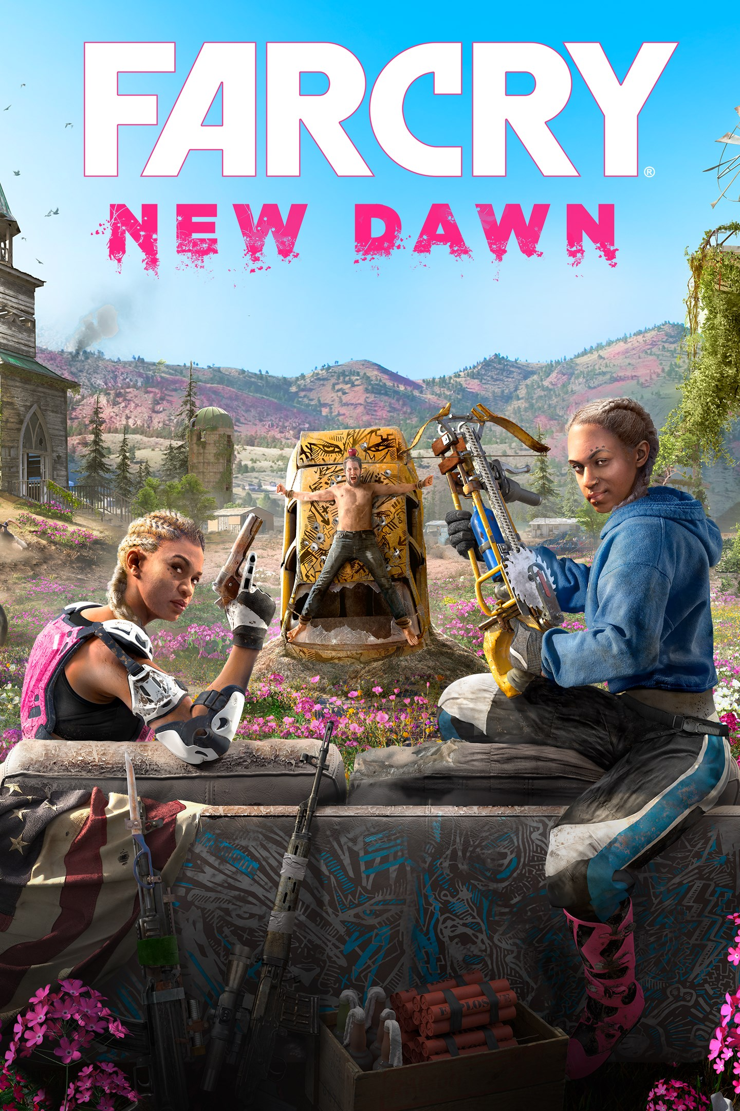 Buy Far Cry New Dawn Microsoft Store En Au
