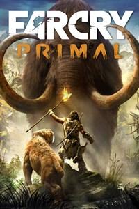 Carátula para el juego Far Cry Primal de Xbox 360