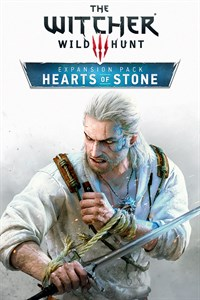 Carátula del juego The Witcher 3: Hearts of Stone