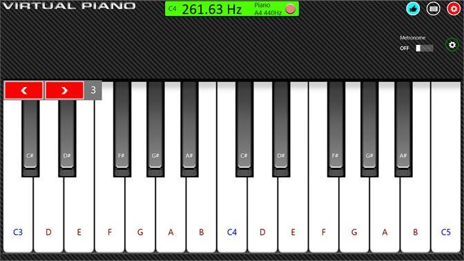 Get Virtual Piano Microsoft Store