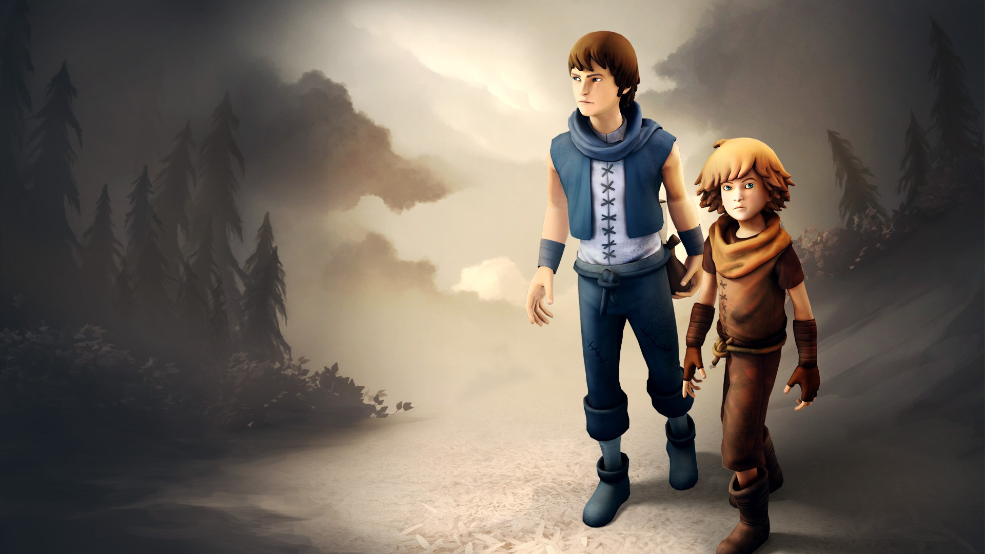 Buy Brothers A Tale Of Two Sons Microsoft Store