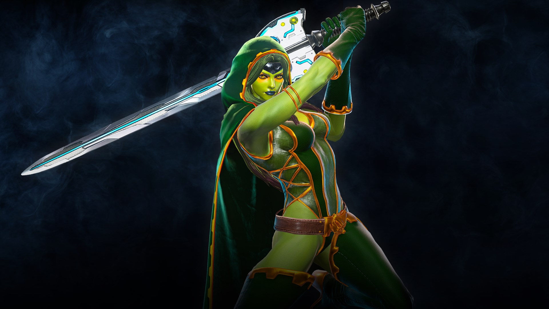 Marvel vs. Capcom: Infinite - Gamora Classic Costume
