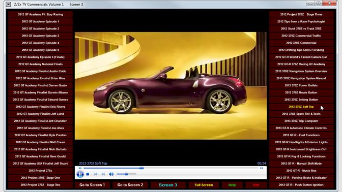 Buy Nissan Z TV Commercials and Videos Volume 1 - Microsoft Store