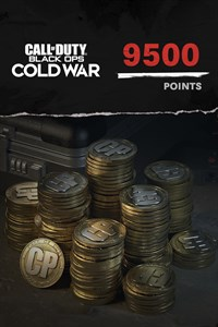 9.500 Call of Duty®: Black Ops Cold War Points