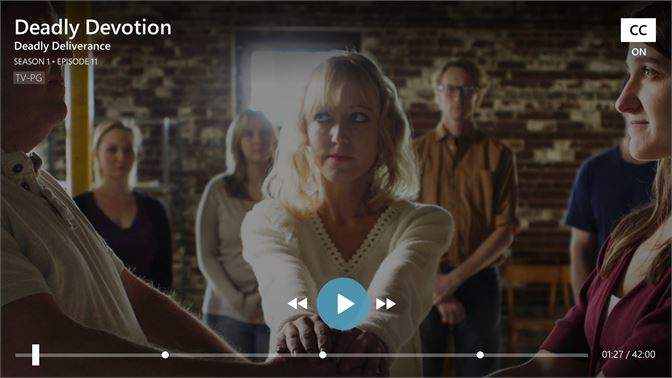 Get Investigation Discovery GO - Microsoft Store
