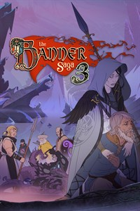 Carátula del juego Banner Saga 3