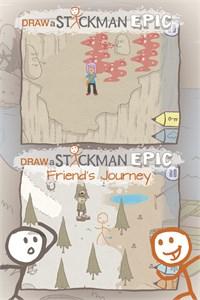 Draw a Stickman: EPIC and Friend's Journey DLC
