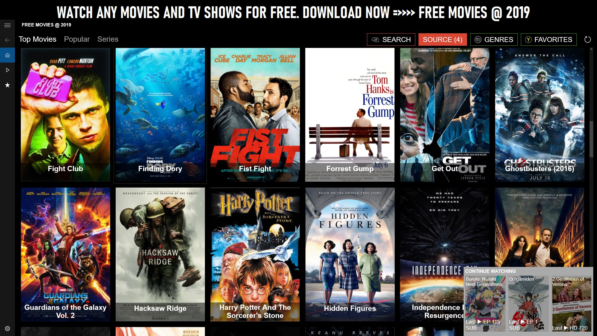 Get Free Movies @ 2019 - Microsoft Store