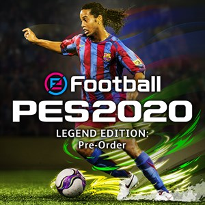 eFootball  PES 2020 LEGEND EDITION: Pre-Order Xbox One