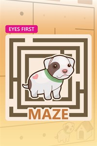 Eyes First - Maze
