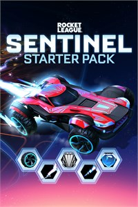 Rocket League® - Sentinel Starter Pack