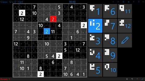 Sudoku Central Screenshots 2