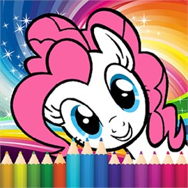 Get My Little Pony Coloring Book