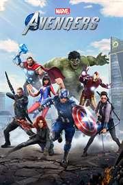 Marvel's Avengers обновили до Xbox Series X   S