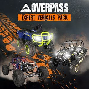 OVERPASS™ Expert Vehicles Pack Xbox One