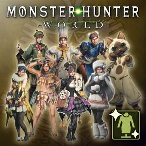 Monster Hunter: World - Complete Handler Costume Pack Xbox One