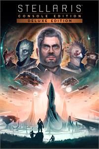 Carátula del juego Stellaris: Console Edition - Deluxe Edition