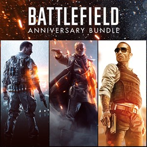 Lot Anniversaire Battlefield™ Xbox One