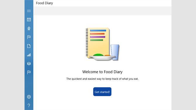 Get Food Diary - Microsoft Store