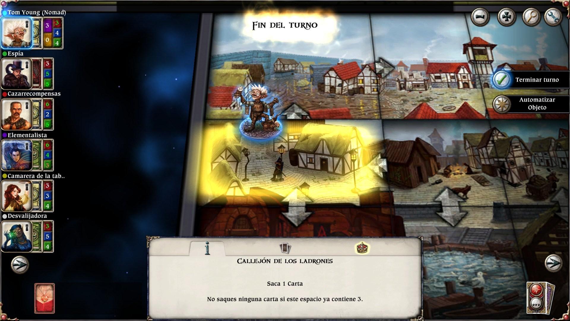 Talisman: Digital Edition - The City Expansion