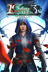 Carátula del juego Grim Legends 3: The Dark City