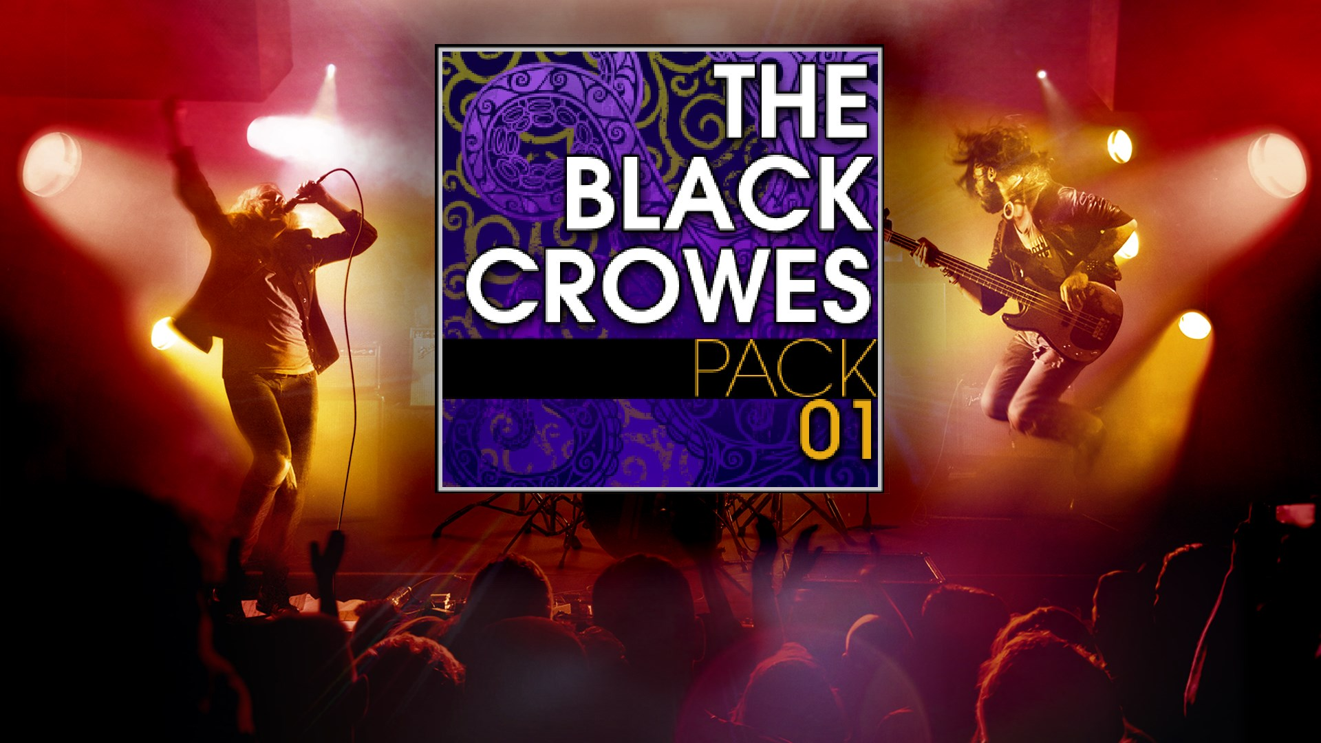 The Black Crowes Pack 01