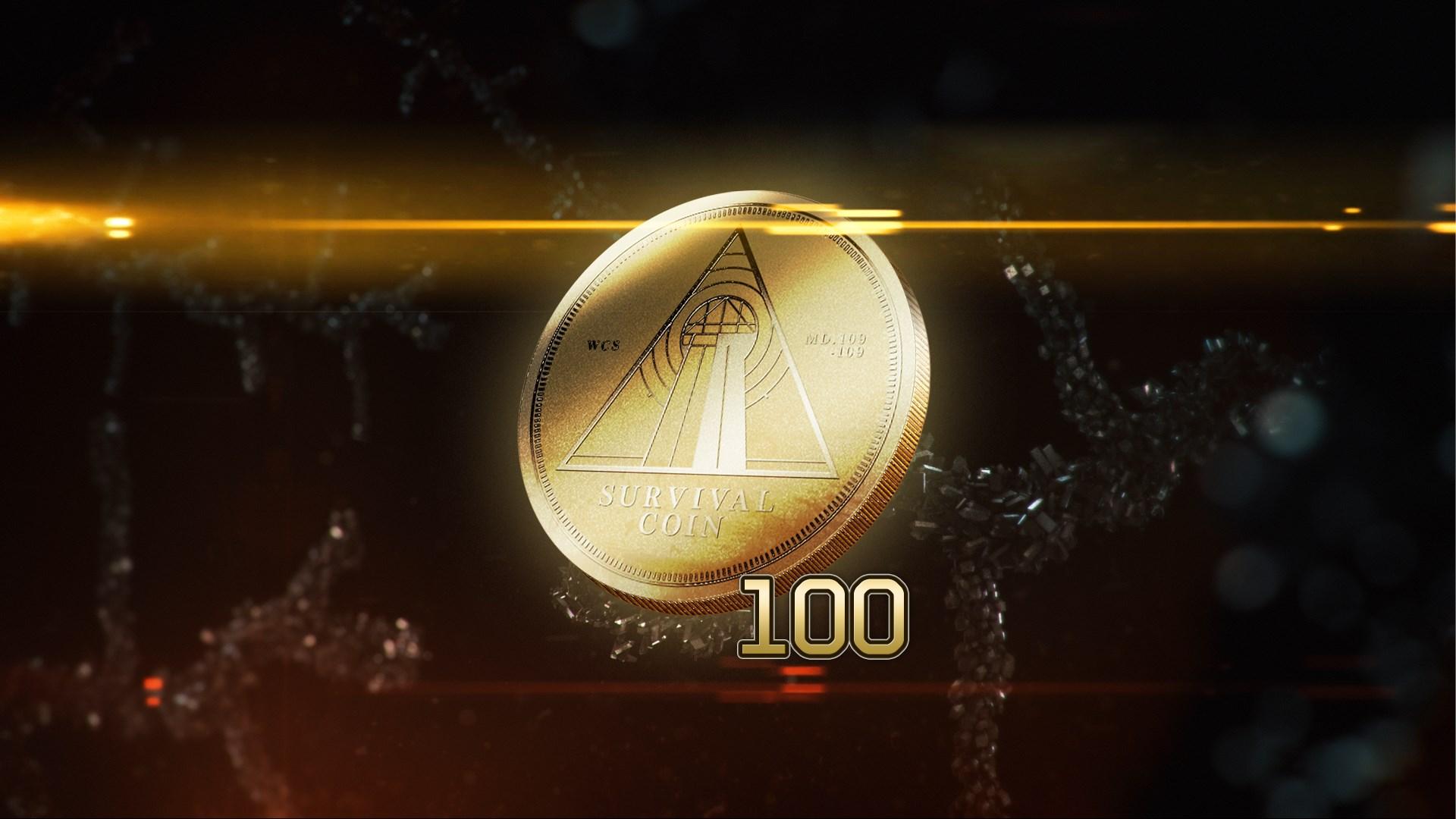 100 SV Coins