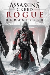 Carátula para el juego Assassin's Creed Rogue Remastered de Xbox 360
