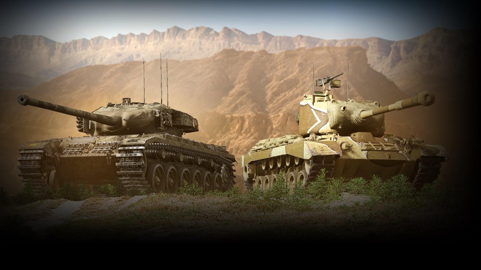 World of Tanks — Первоклассные хищники