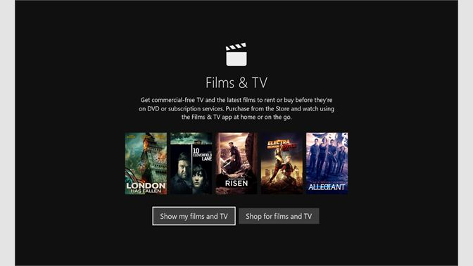 Movies & tv for windows 10 to get improved ui, download time.