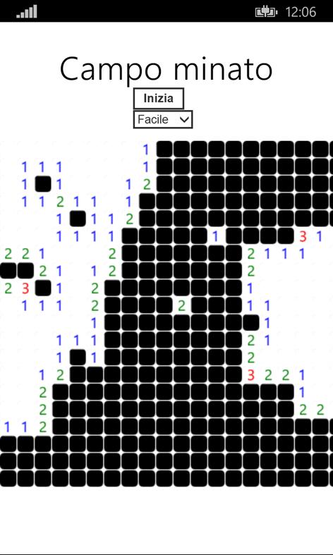 CampoMinato screenshot