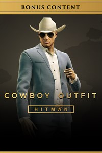 HITMAN™ - GOTY Outfit Pack - Cowboy