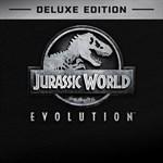 Jurassic World Evolution - Deluxe Bundle Logo