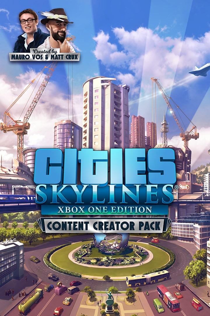 Buy Cities: Skylines - Content Creator Pack - Microsoft