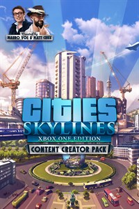 Carátula del juego Cities: Skylines - Content Creator Pack