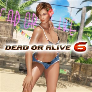 【復刻】DOA6 ラブリーサマーコスチューム ラ・マリポーサ Xbox One