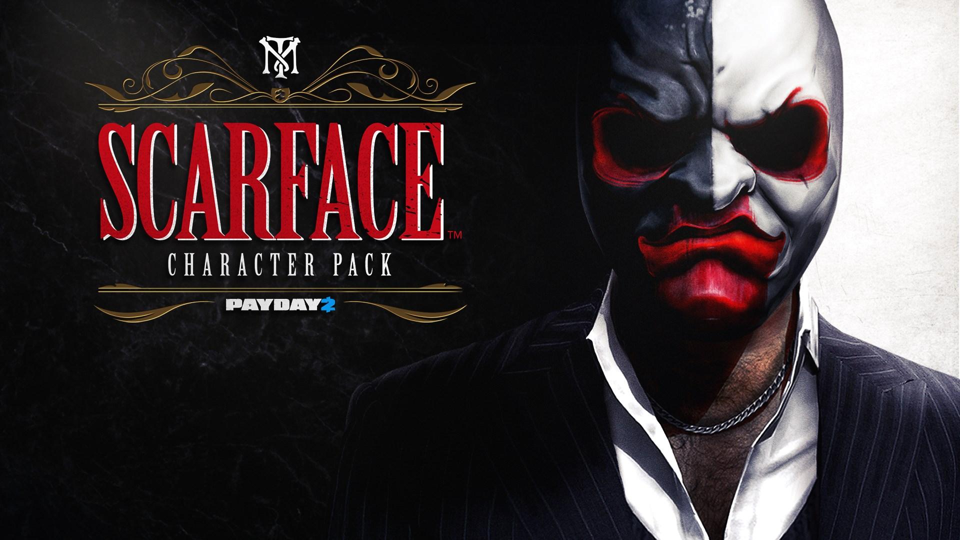 PAYDAY 2: CRIMEWAVE EDITION - Pacote de Personagens de Scarface