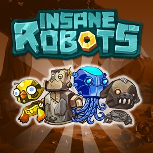 Insane Robots - Robot Pack 5 Xbox One