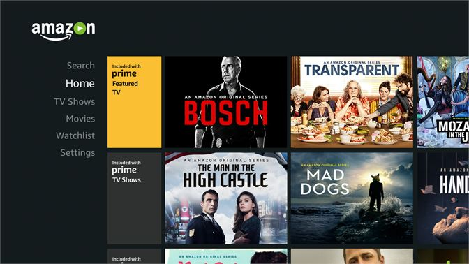 Get Amazon Prime Video - Microsoft Store en-AU