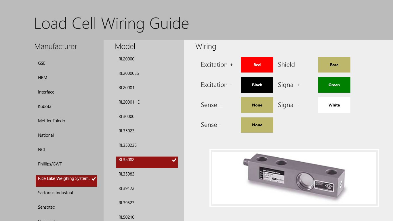 interface load cell wiring diagram load cell wiring guide for windows 10  load cell wiring guide for windows 10