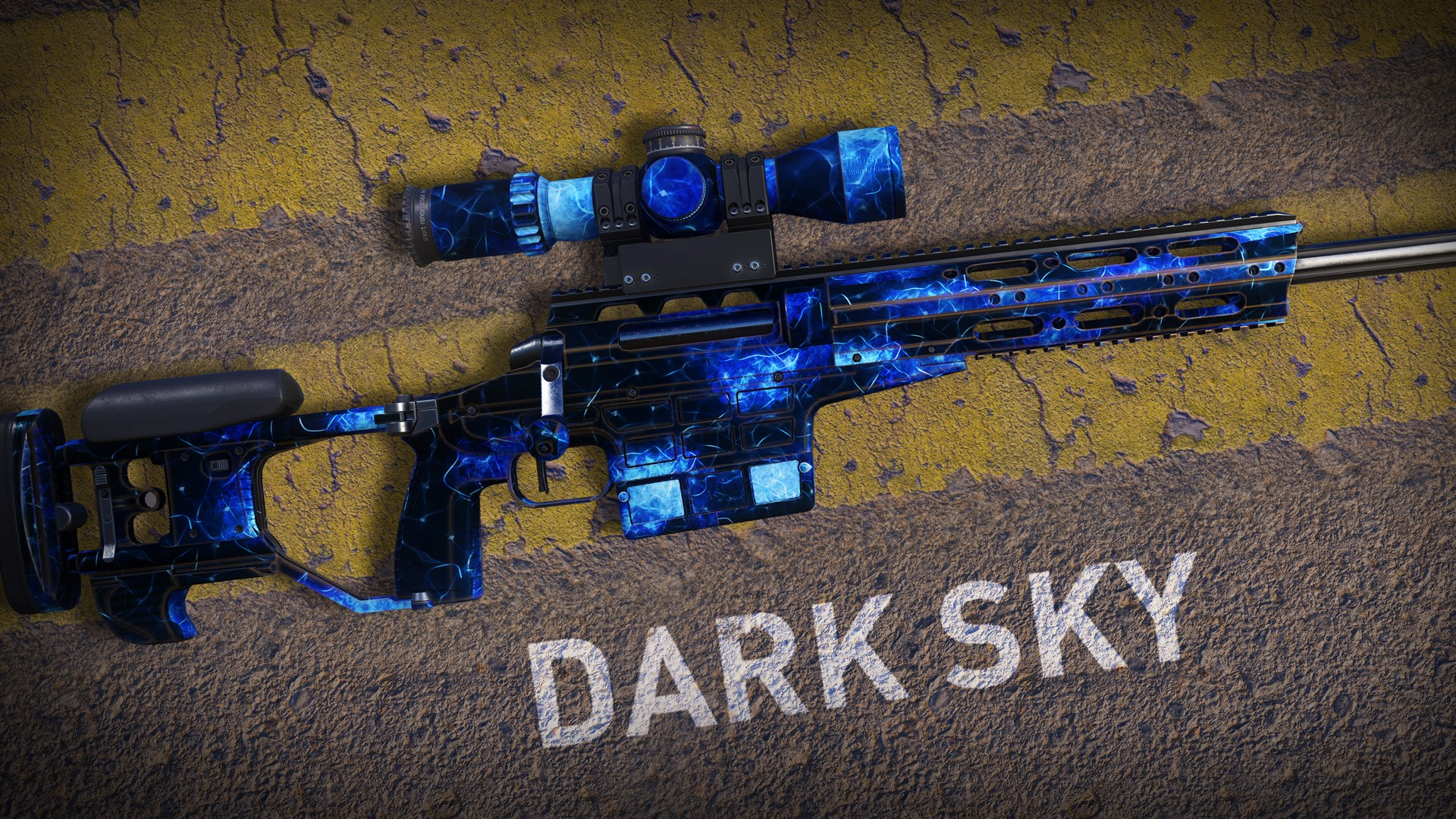 Dark Sky Weapon Skin