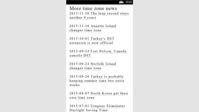 time now in on canada