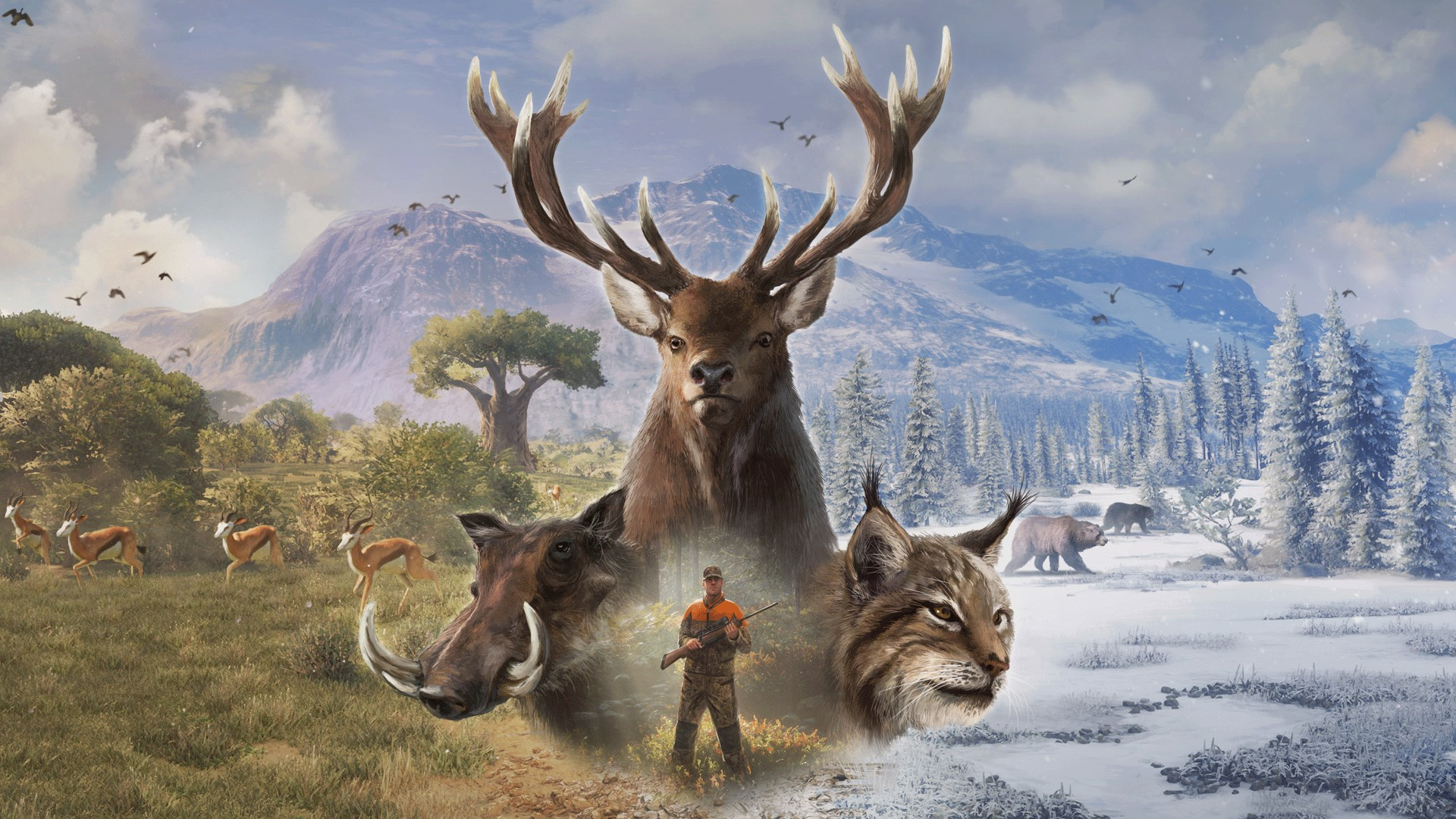 Buy theHunter™: Call of the Wild - 2019 Edition ...