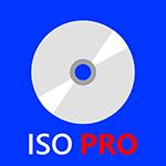 ISO Image Creator PRO Logo